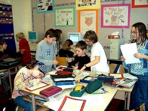 Le Travail D Equipe Dans Les Classes Au Quebec